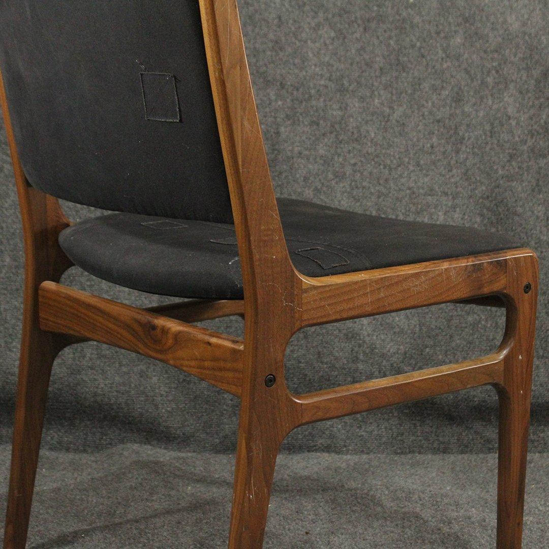 Danish Design Mid-Century Modern Teak Side Chair - 3