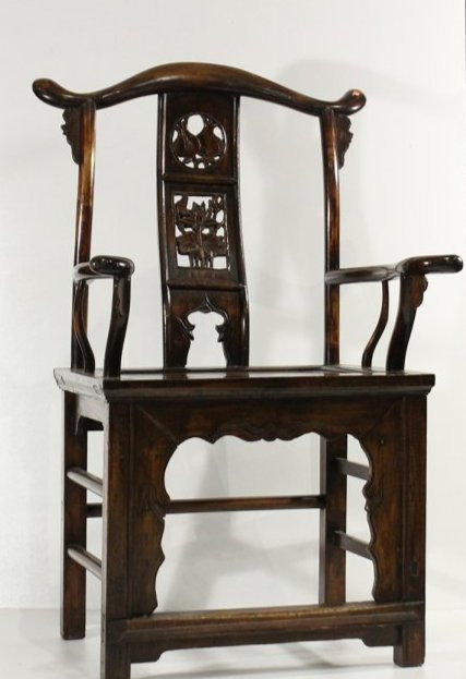 Astonishing Chinese Exotic Wood Throne Chair Arm Chair Beutiful Home Inspiration Ommitmahrainfo