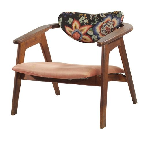 Phenomenal Adrian Pearsall For American Modern Slope Arm Chair Download Free Architecture Designs Itiscsunscenecom