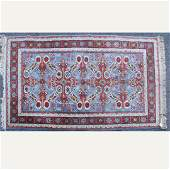 Hand Made Persian Design Oriental Wool Rug