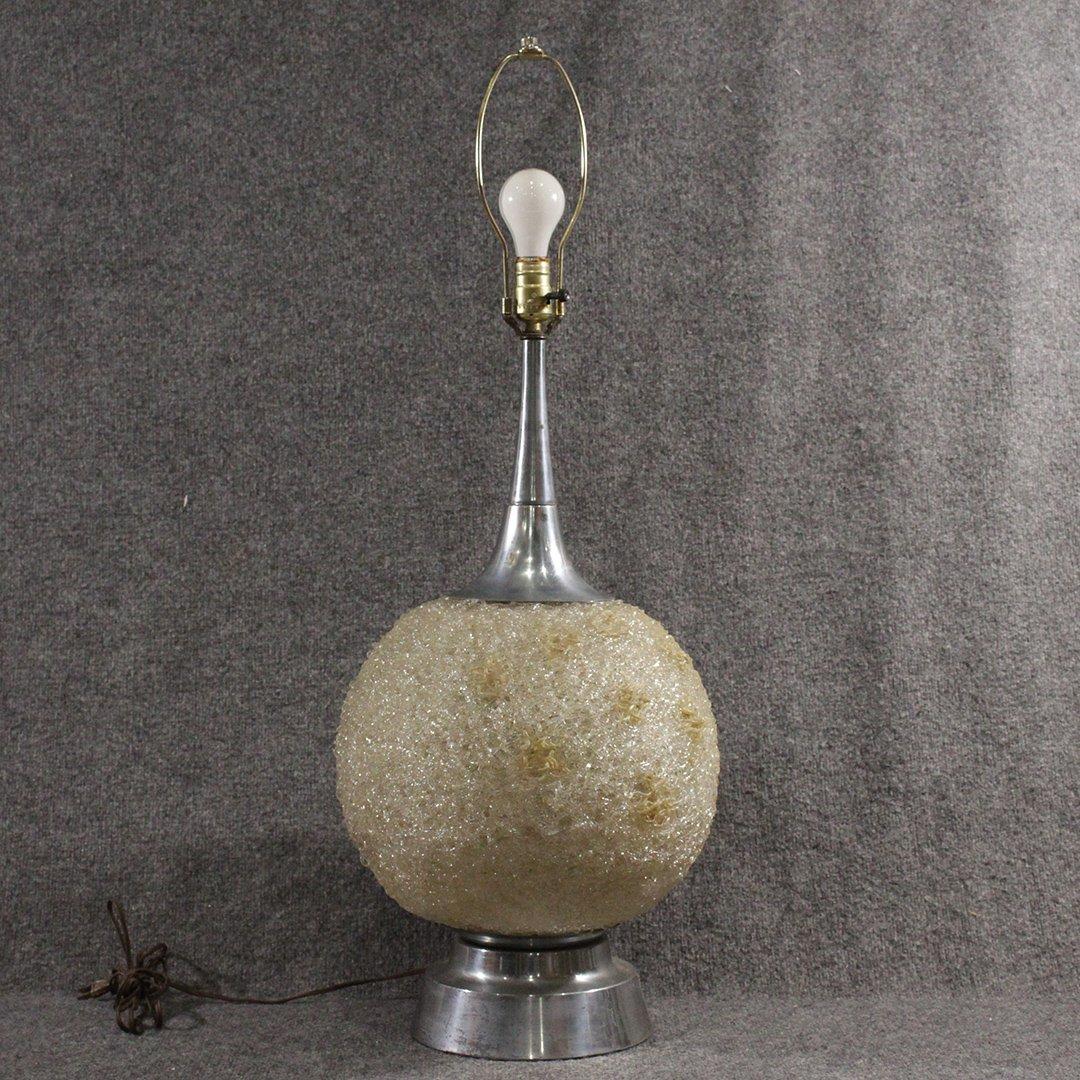 Mid-Century Modern Spaghetti Table Lamp
