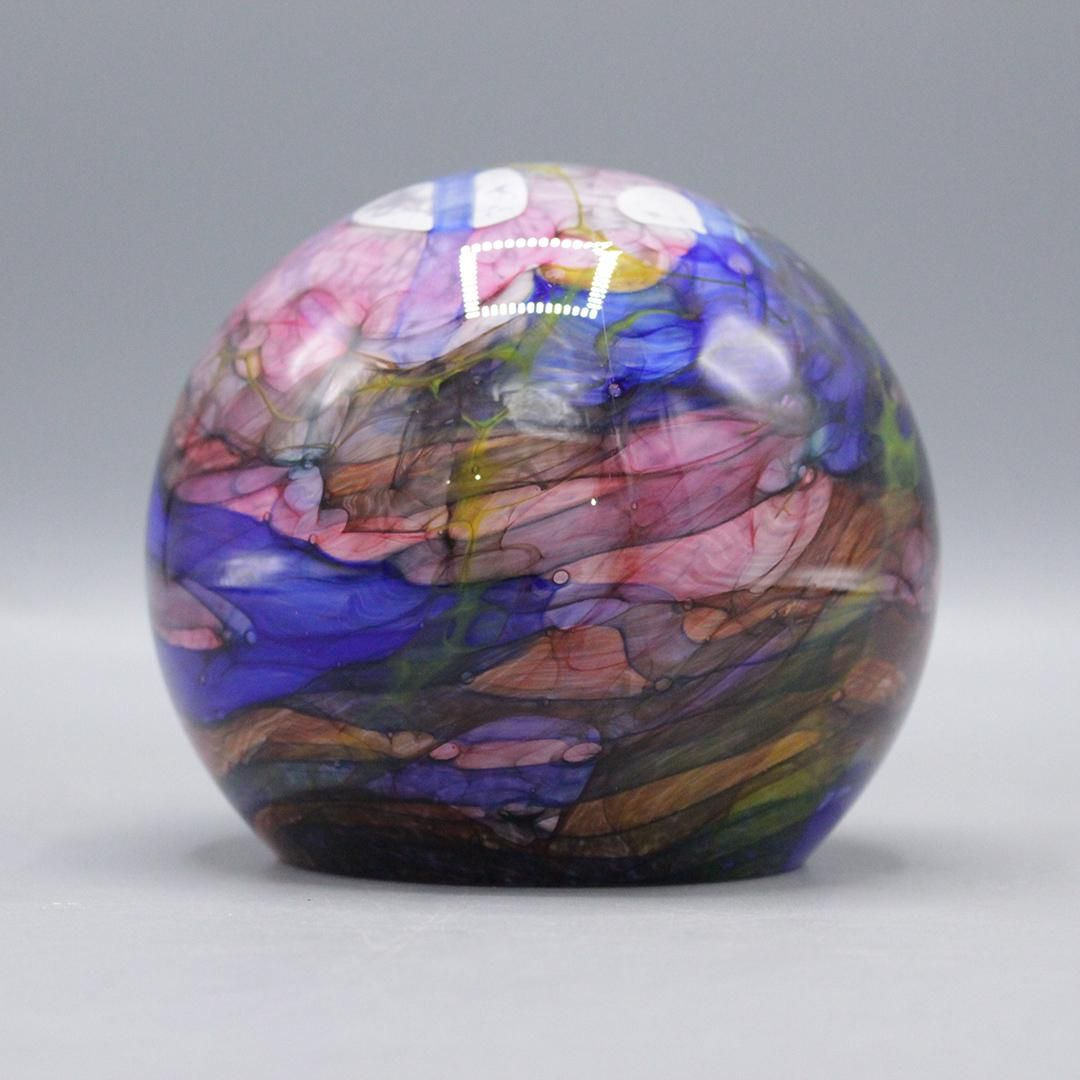 Jon Goldberg, Philadelphia Studio Art Glass Paperweight