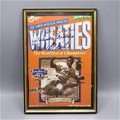 Wheaties Box Cover Autographed by Monte Irwin HOF