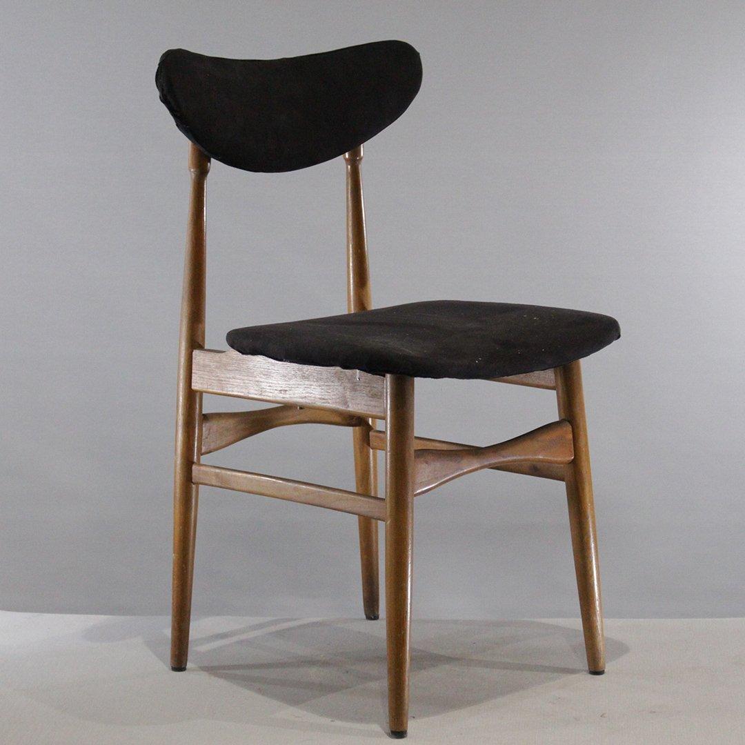 Mid-Century Modern Danish Design Side Chair