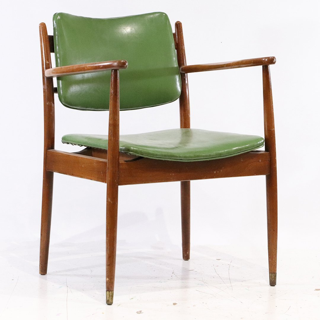 Mid-Century Modern Danish Design Arm Chair - Teak