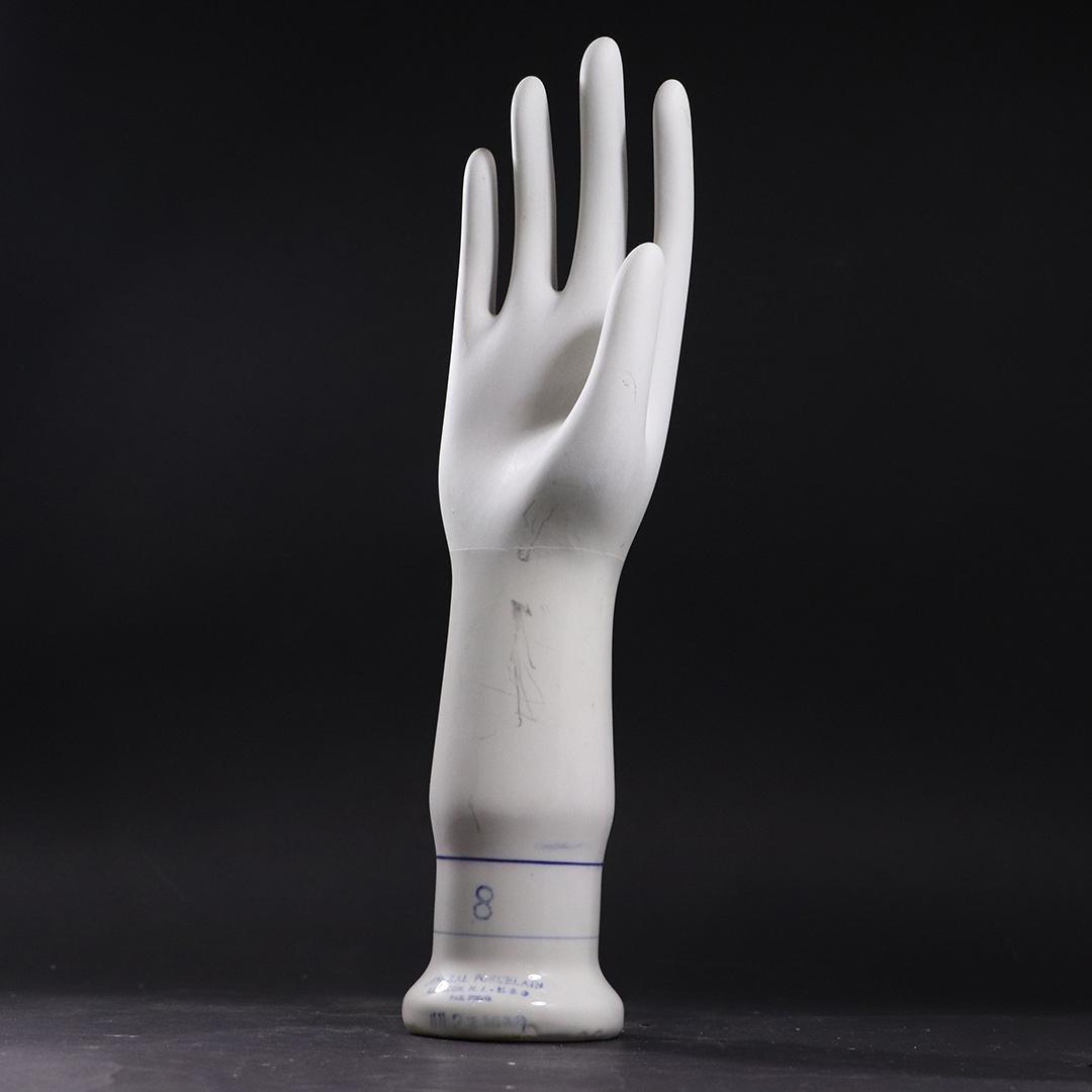 General Porcelain Trenton NJ Hand Store Display