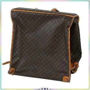 Louis Vuitton Fold-Over Garment Suitcase - Vintage