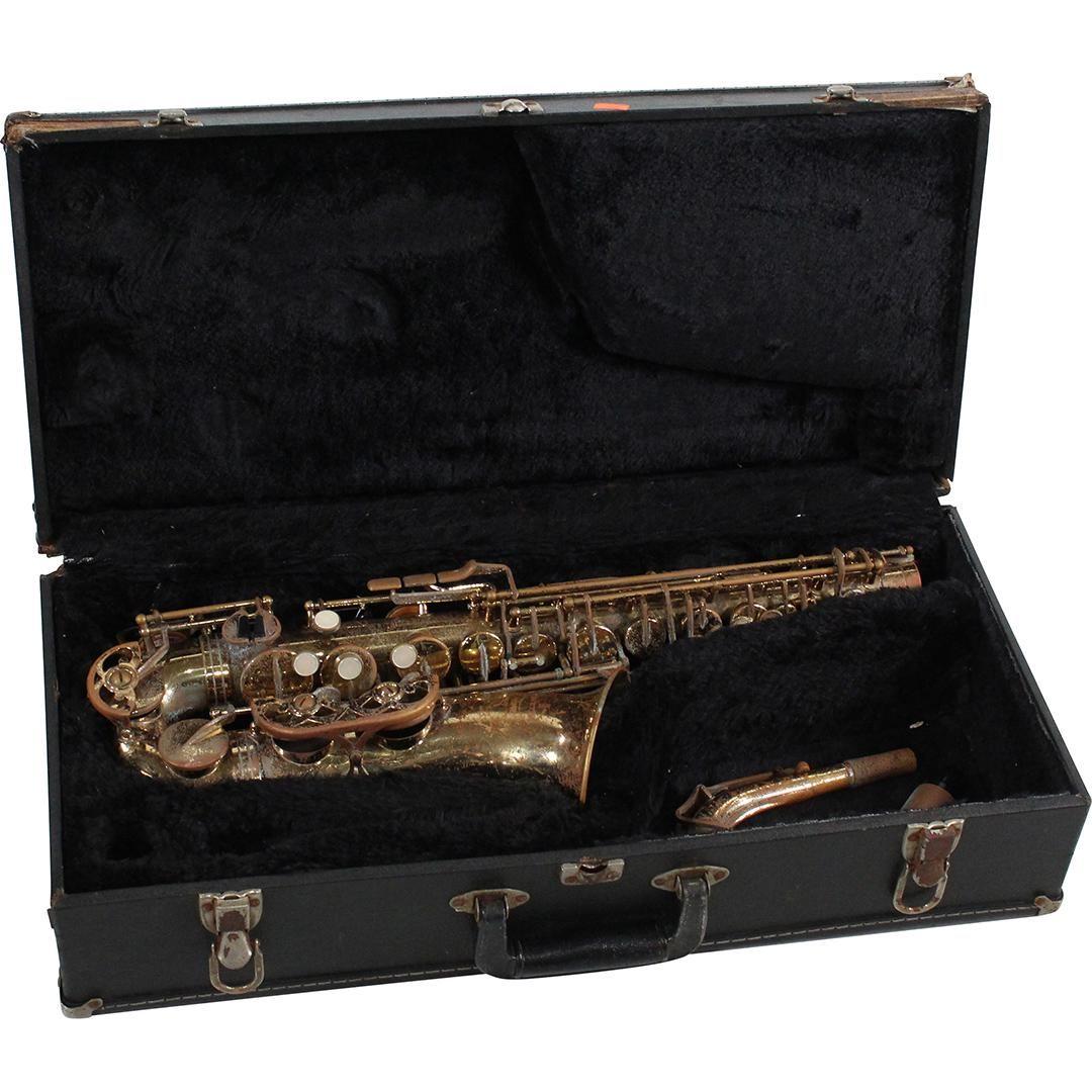 Vintage Evette Buffet Saxophone in Case