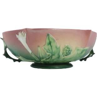 Roseville Art Pottery Bowl Thornapple 310-10