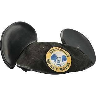 Original 1970's Vintage Mickey Mouse Cap