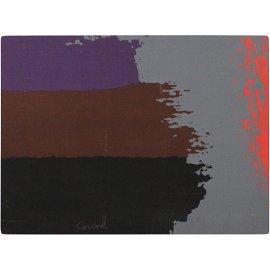 Sister Mary Corita Kent 1918-1986 Abstract Oil Painting