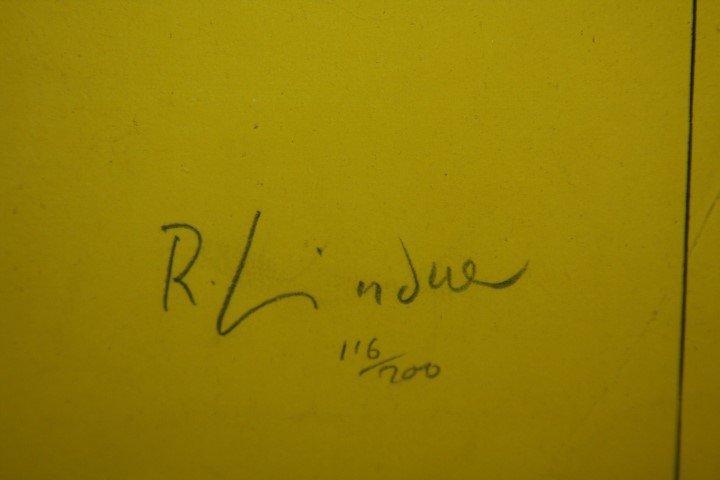 RICHARD LINDNER, 1901-1978, signed & numbered, BERKELEY - 5