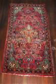 Antique circa 1910 FARAHAN SAROUK CARPET 25 x 50
