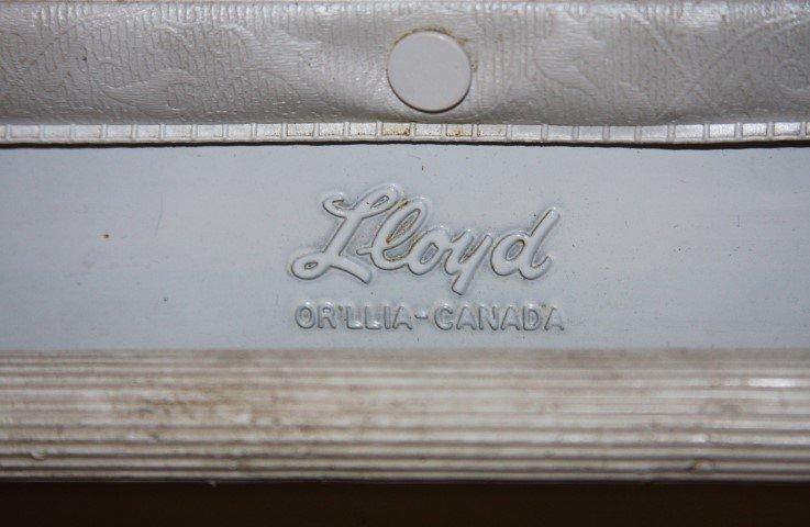 1950's BABY STROLLER - LLOYD ORILLA, CANADA - 9
