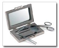 1002: L'Davinchi™ 3pc Manicure Set