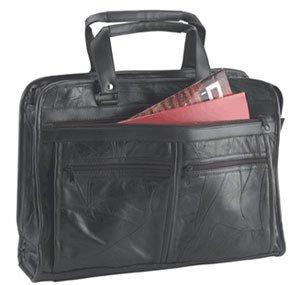 1004: Embassy • USA™ Genuine Leather Briefcase FREE SHI