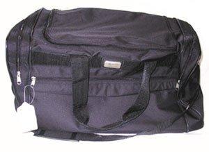 "1009: Embassy USA- Travel Gear™ 24"" black tote bag FREE"