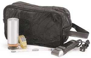 1016: Embassy • USA™ Genuine Leather Personal Travel Ba
