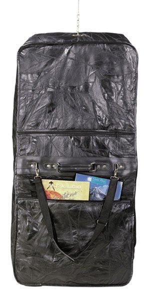 1019: Embassy • USA™ Genuine Leather Garment Bag. Free