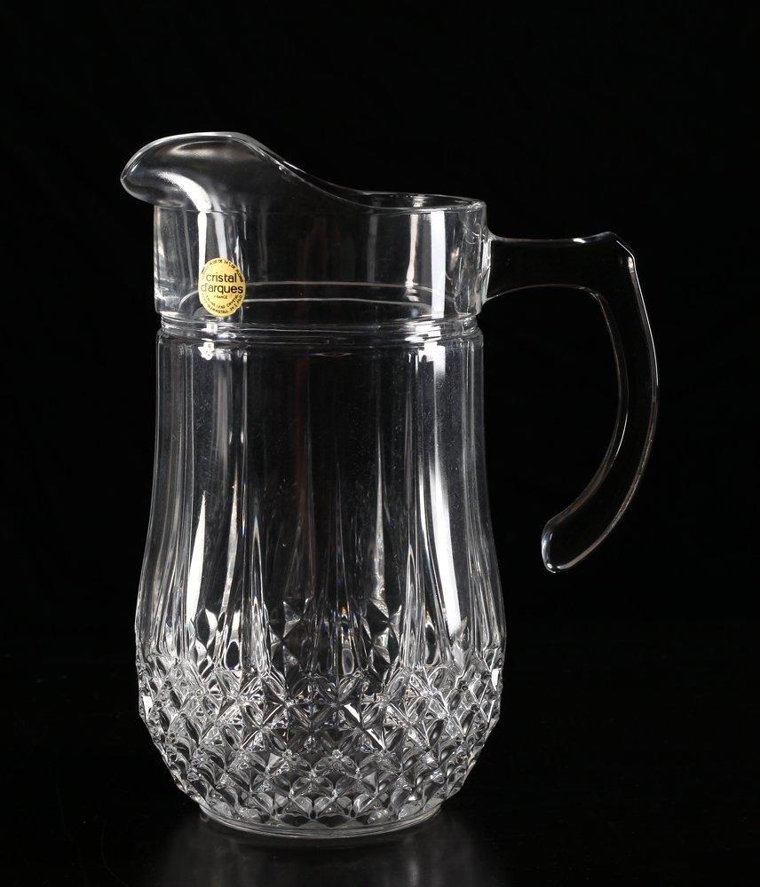Cristal D'Arques Longchamp Pitcher