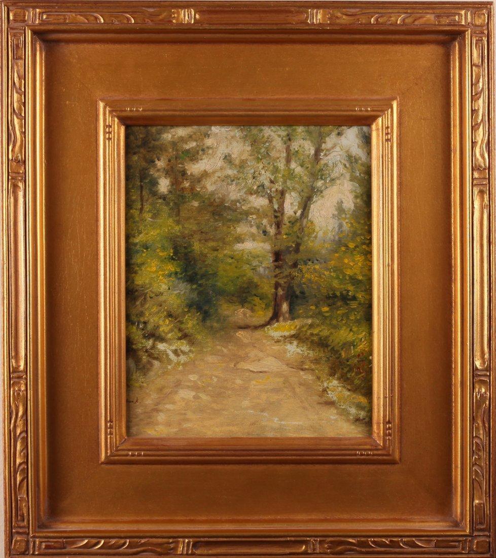 Eliot Clark, Oil Painting on Canvas