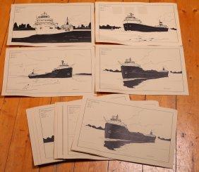 23 Richard Cornwell Maritime Screen Prints