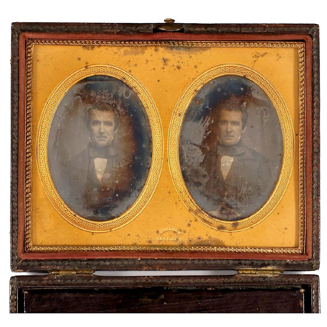 "Stereo-Daguerreotype in ""Mascher's Improved - 2"