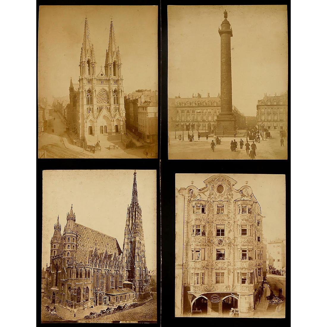 Approx. 195 Original Vintage Pictures for Viewer,  c. - 5
