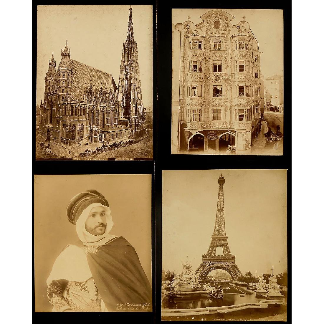 Approx. 195 Original Vintage Pictures for Viewer,  c. - 6