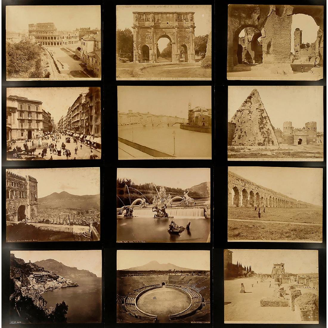 Approx. 160 Original Vintage Pictures for Viewer, c. - 3