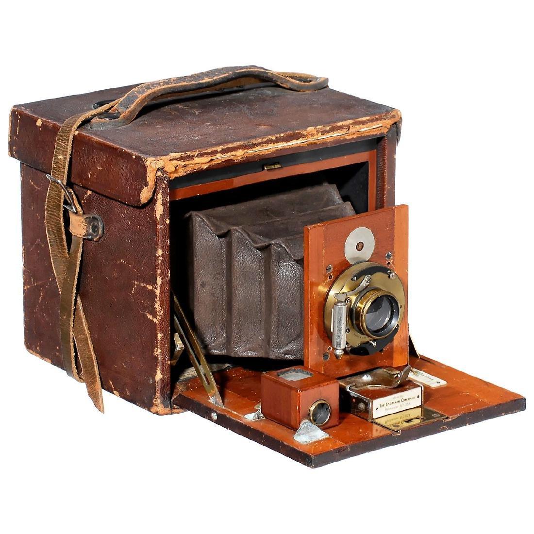 No. 4 Folding Kodak, c. 1890