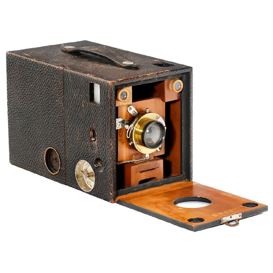 Kodak No. 4 Bull's-Eye Special, 1898