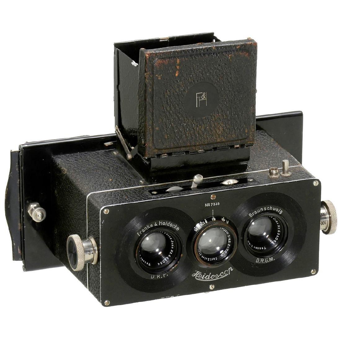 Heidoscop (Second Model) 6 x 13, c. 1926
