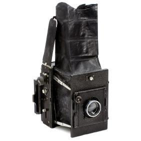 English SLR Camera, c. 1903