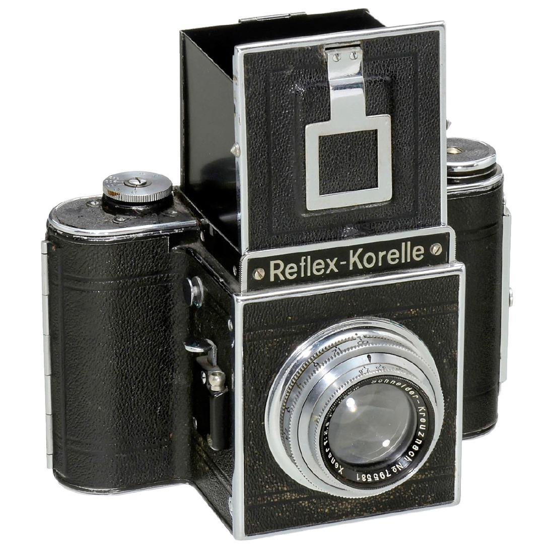K.W. Reflex-Box and Reflex-Korelle - 2