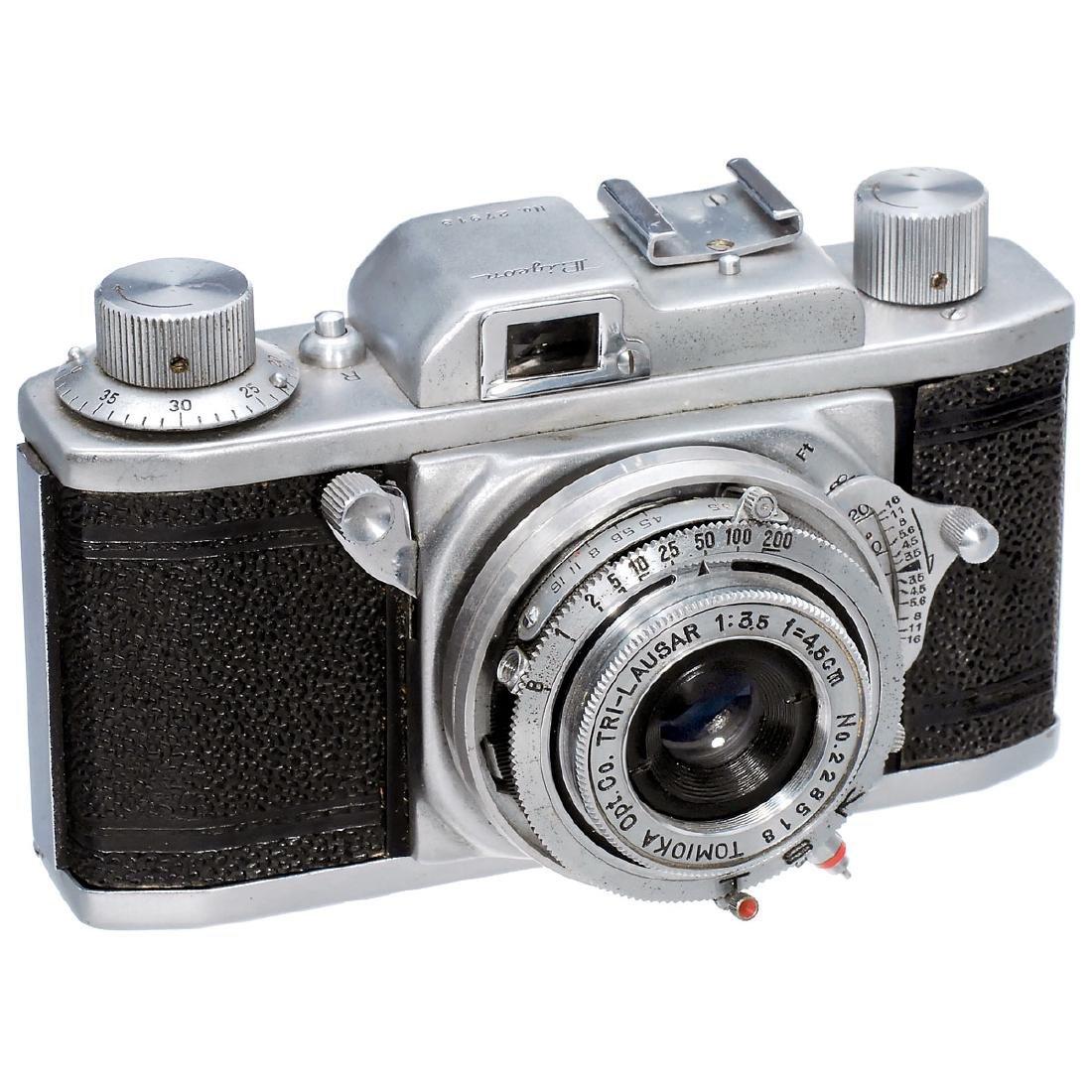 Pigeon 35 IIA, 1952