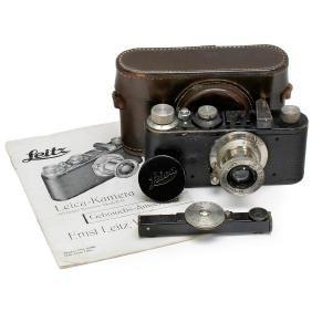 Leica I (A), Converted to I (C), 1928