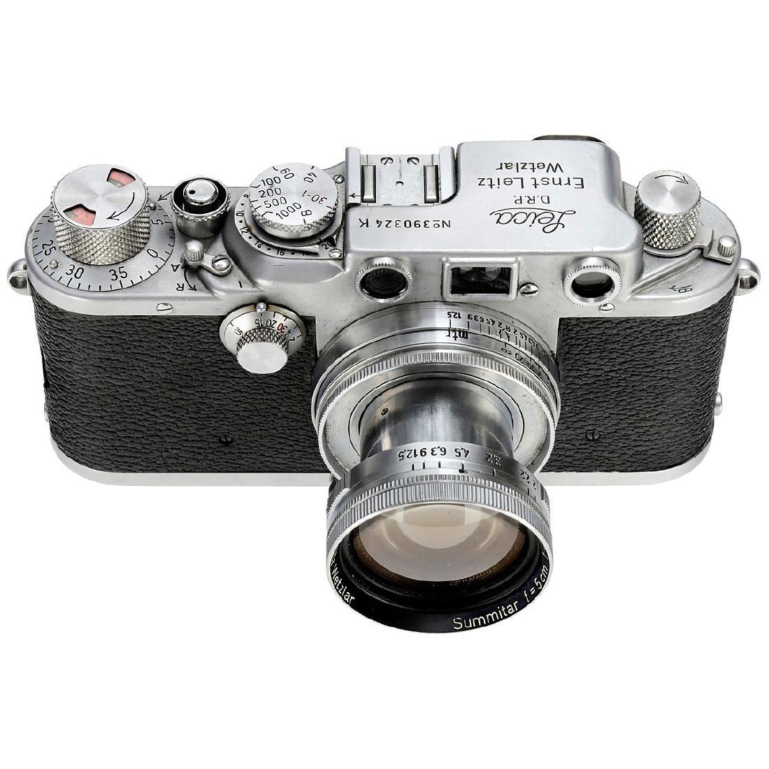 """Leica IIIc """"K"""", 1943"""