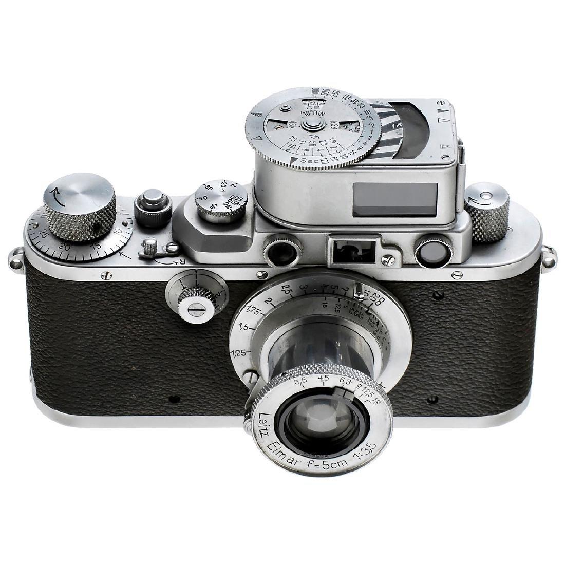 Leica III (F) with Elmar, 1937