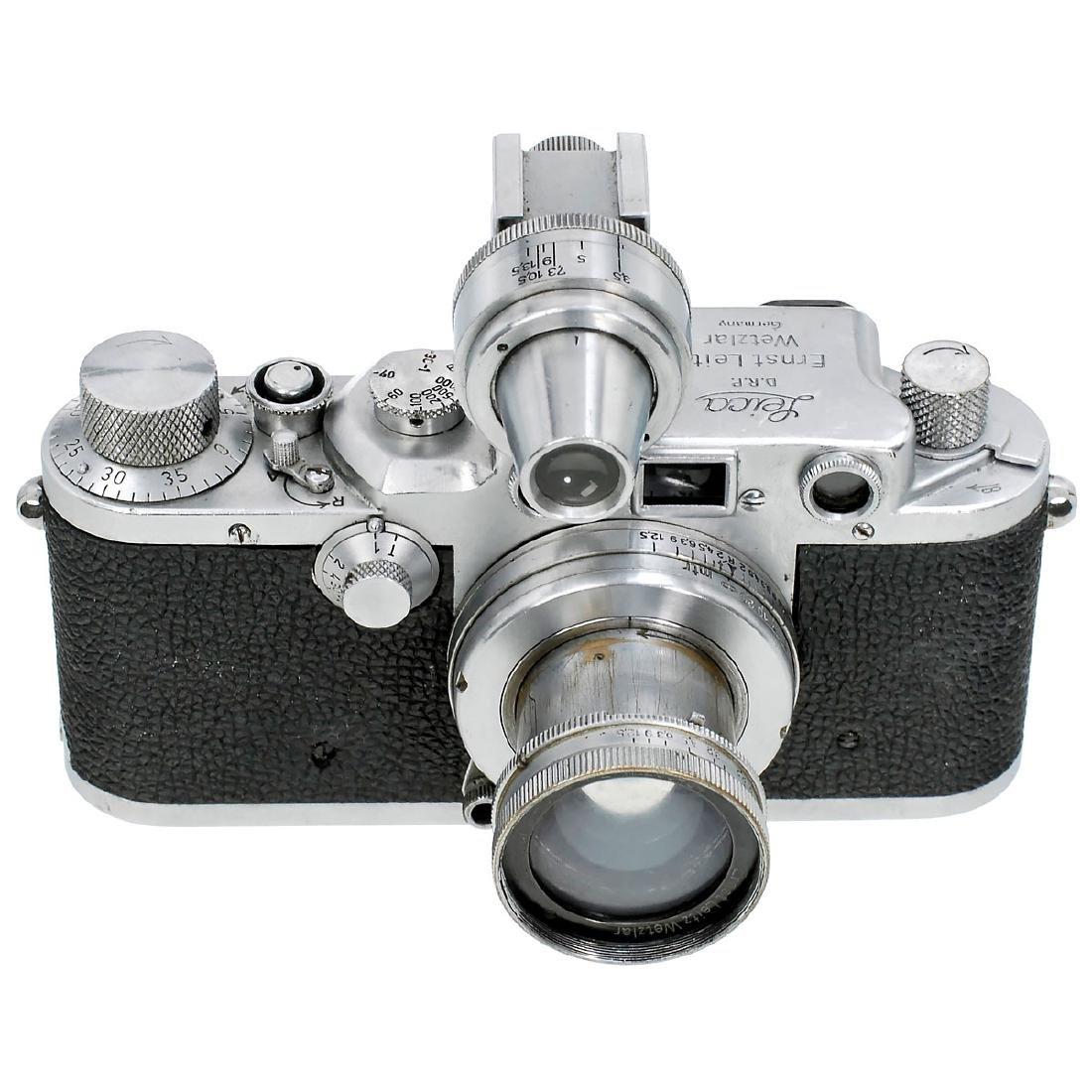 Leica IIIc with Summar 2/5 cm, 1949