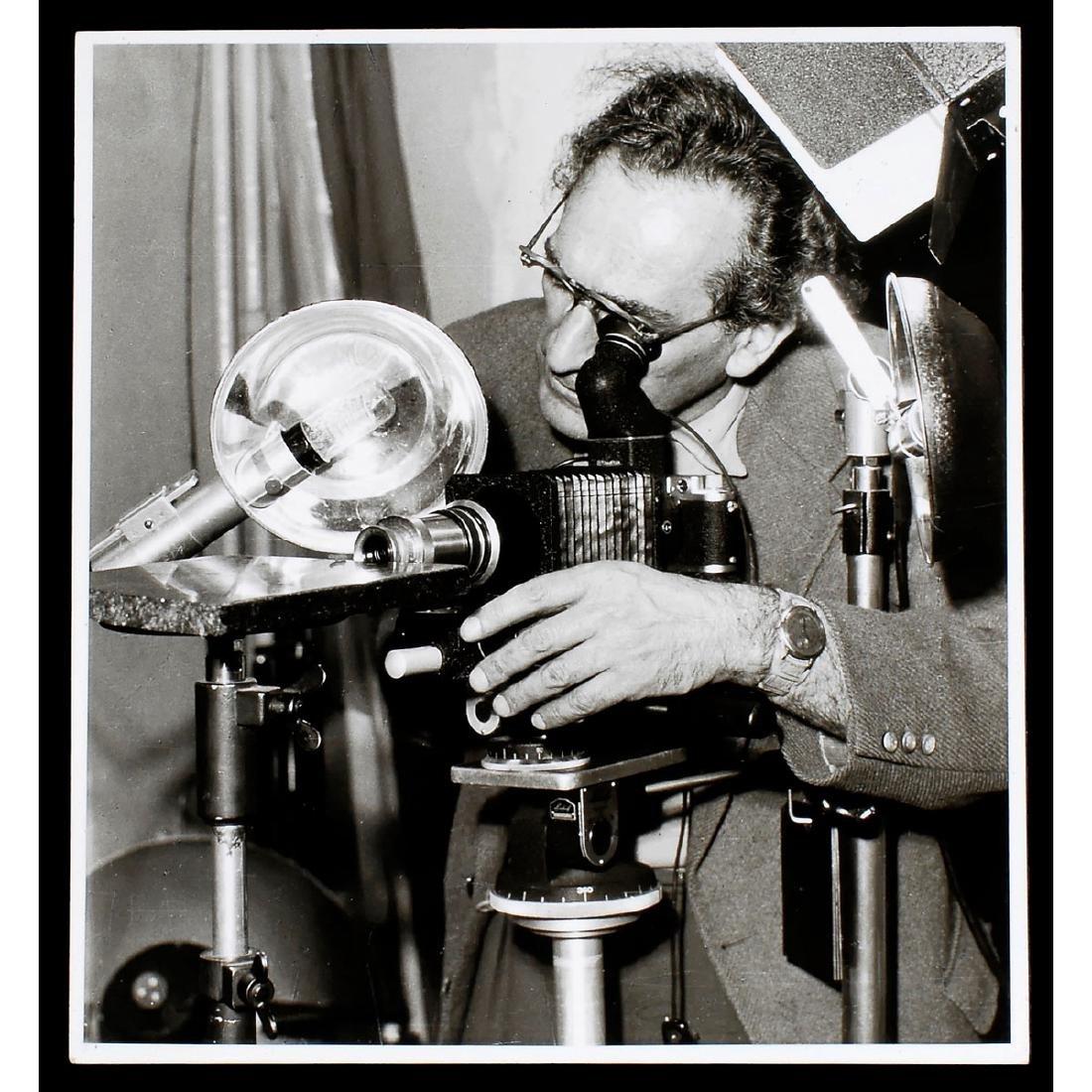 Leica IIIf Outfit of the Photo Journalist Peter Fischer - 3