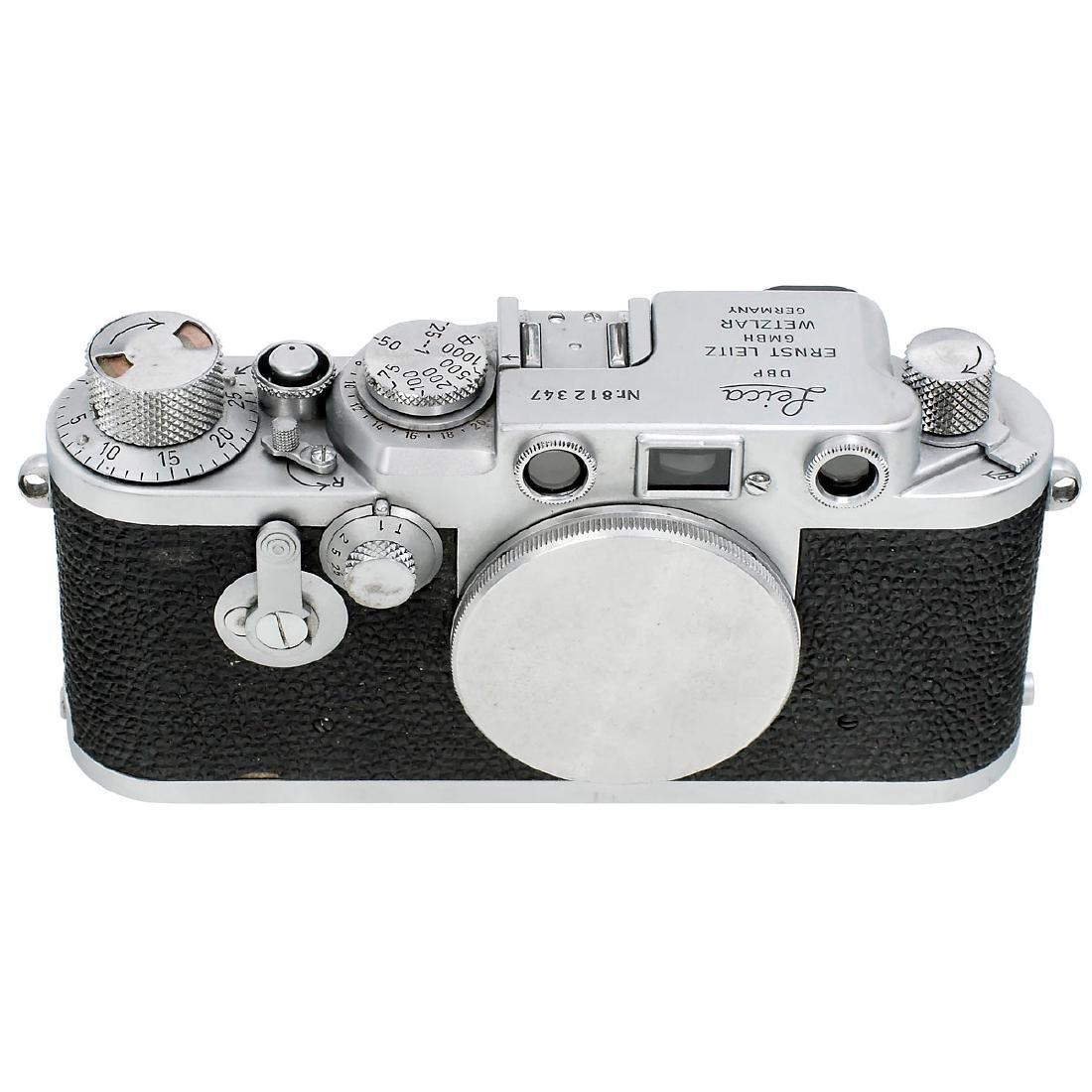 Leica IIIf Body, 1956