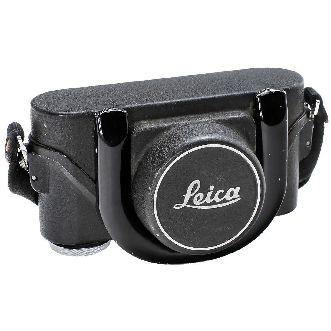 "Leica ""MOORB"" Metal Everready Case, 1954"