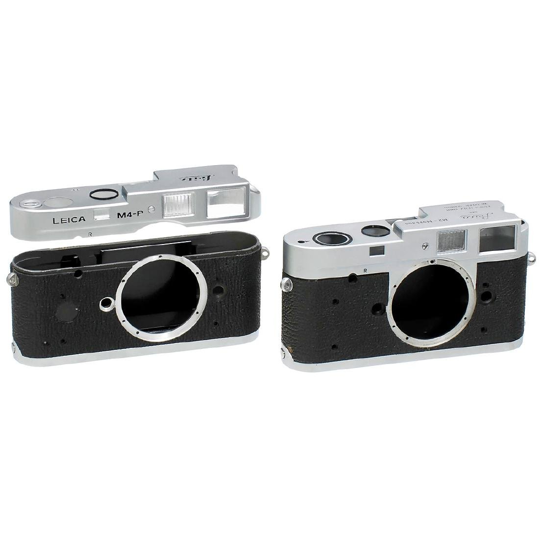 2 Leica Housings: M2 and M4-P