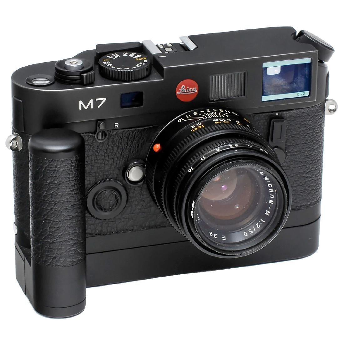 Leica M7 with Summicron-M 2/50