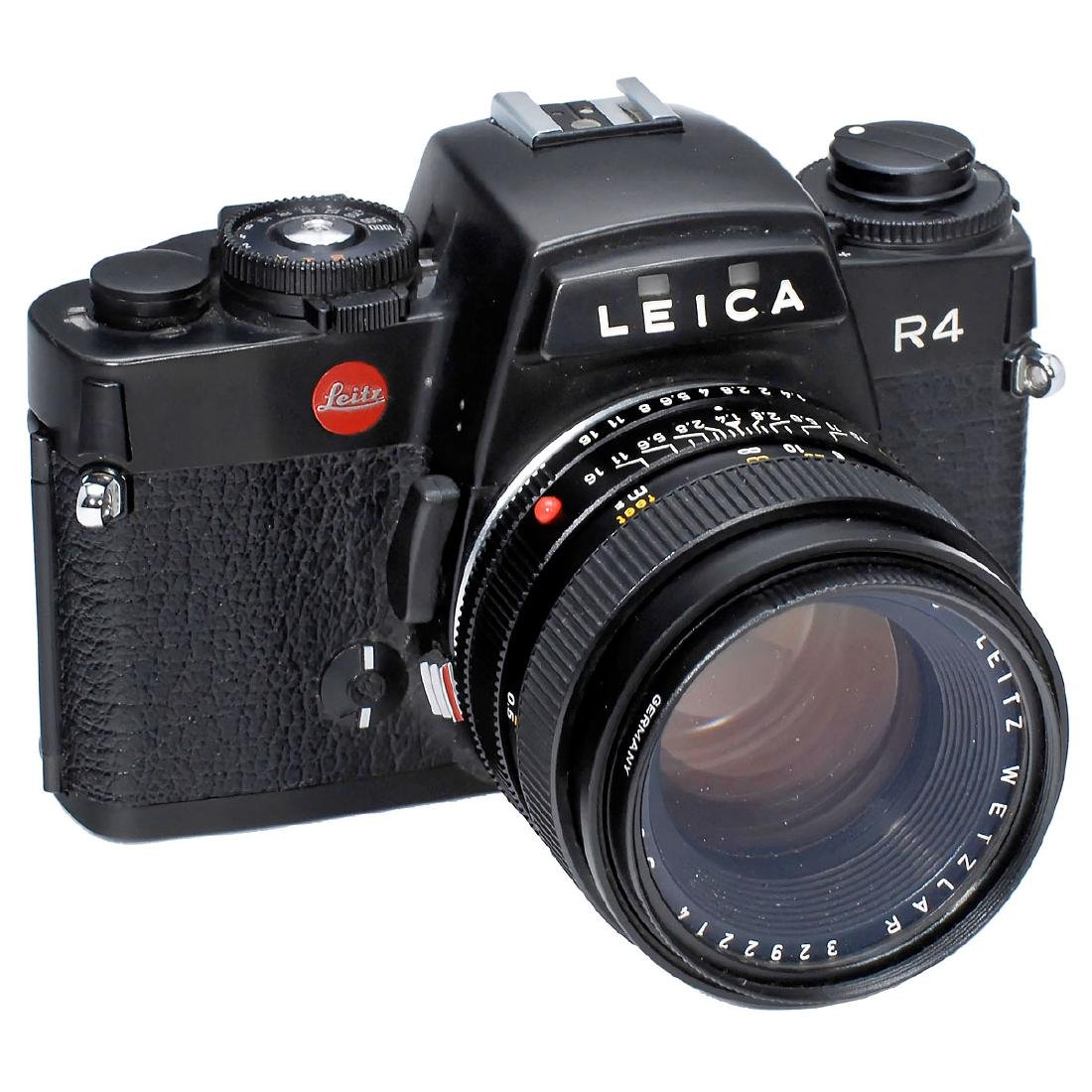 Leica R4 with Summilux-R 1,4/50 mm