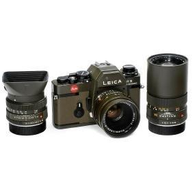 "Leica R3 electronic ""Safari"" Outfit, 1978"