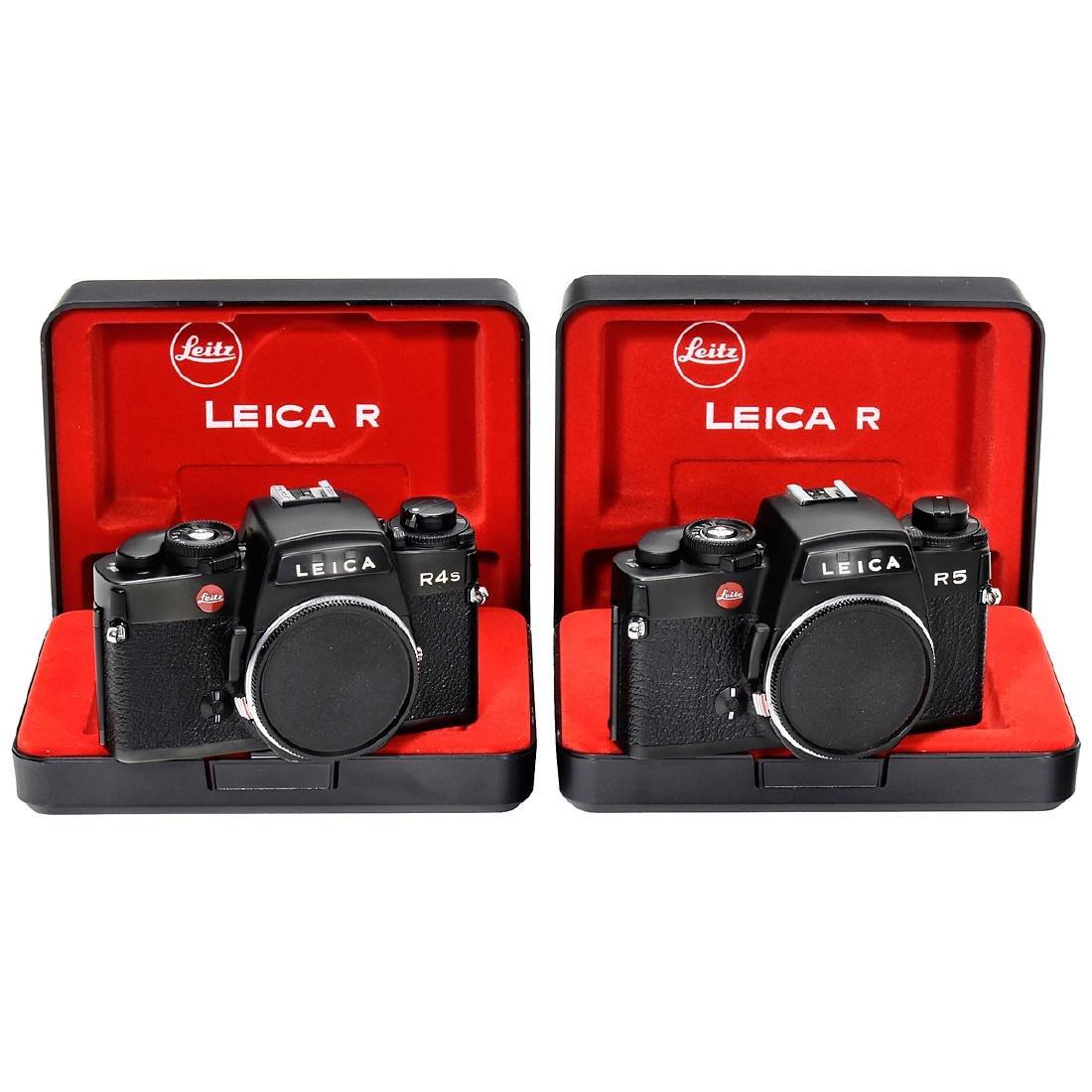 Leicaflex SL, Leica R4, R4S and R5 - 3