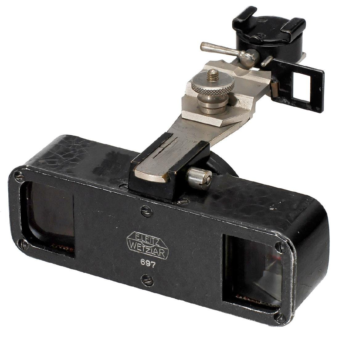 """Leica """"Stereoly"""" with """"Vorsa II"""", 1931"""