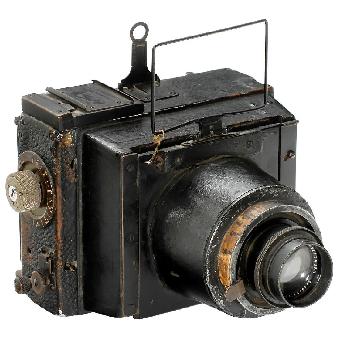 Aircraft Camera (9 x 12 cm), c. 1910–20